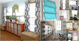 Curtain Draping Ideas 20 Elegant And Easy Diy Curtain Ideas To Dress Up Your Windows