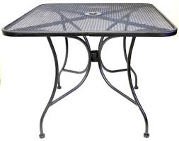 Metal Patio Furniture by Patio Tables Jobolyn Table Base Company