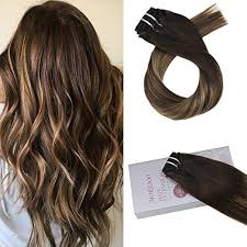 buy hair extensions wholesale balayage clip in human hair extensions buy cheap clip
