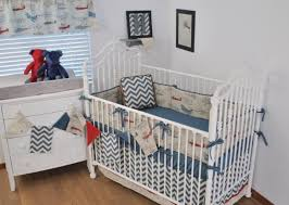 Airplane Crib Bedding Antique Airplane Baby Bedding All Modern Home Designs Airplane