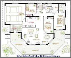 apartments multigenerational house plans with two kitchens