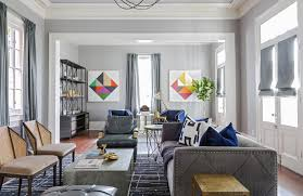Chic Modern Family Rooms Inspiration Dering Hall - Modern family rooms