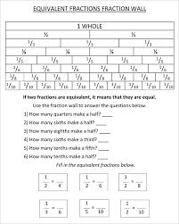 23 sample adding fractions worksheet templates free pdf word