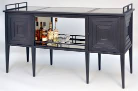 art deco style writing desk art deco bar cabinet dorset custom furniture dan mosheim vermont