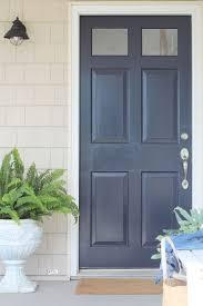Front Door Paint by Best 25 Navy Front Doors Ideas On Pinterest Coral Door Front