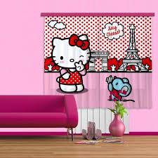 rideau pour chambre d enfant hello rideau voilage pour chambre d enfant achat vente