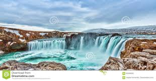 Most Beautiful Waterfalls by Godafoss Is One Of The Most Beautiful Waterfalls On The Iceland