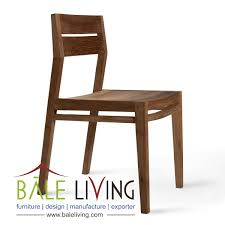 teak dining chairs dinchair 012 indonesia teak garden and indoor