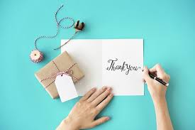 a simple thank you message can lift your conversion rate
