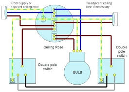 3 switch lighting circuit 2 double single light power
