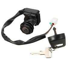 ignition switch with 2 keys for kawasaki brute force 750 4x4i