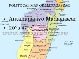Map Of Madagascar My Suit Case By Colin
