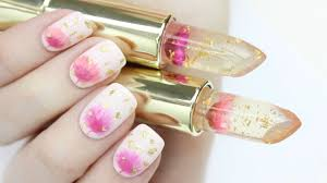 nails inspired by the most beautiful lipstick in the world youtube