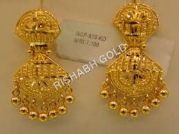 gold jhumka earrings gold jhumka earrings manufacturer gold jhumka earrings supplier