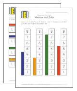 measurement worksheets all kids network
