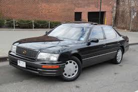 lexus ls 2005 1995 lexus ls 400 black on black fully loaded brooklyn new york