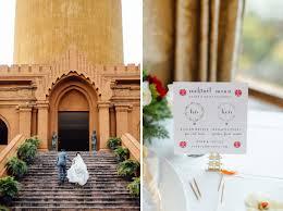 a destination wedding in bagan myanmar