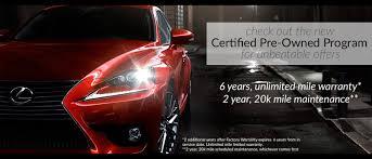 lexus manufacturer warranty lexus roswell lexus dealership serving atlanta alpharetta