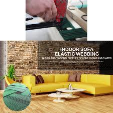 Upholstery Webbing Suppliers Amazon Com Pbnice Indoor Sofa Elastic Webbing Stretch Latex Band