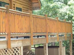 Banister Options Excellent Ideas Deck Railing Sweet Deck Railings And Options