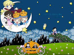 halloween anime background ouran high host club free anime wallpaper site