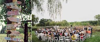 Outdoor Wedding Venues White Oaks Farm U2013 Wedding Venues In Ann Arbor Mi Dexter Rustic