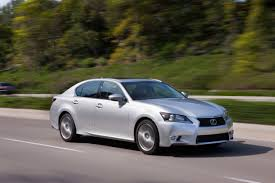 lexus models 2013 review lexus gs 350 awd wired