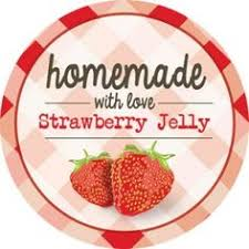 6 best images of miniature jelly jar label printables cute jar
