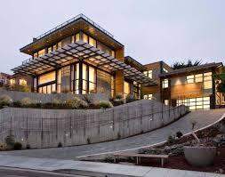 Modern Hillside House Plans 199 Best Minimalist Modern Hillside Homes Images On Pinterest