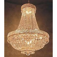 Gallery 74 Chandelier French Empire Crystal Chandelier Lighting Great For The Dining