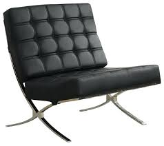 Accent Chair Modern Black Leather Suites Ebay Dining Chairs Office Uk Art Reception