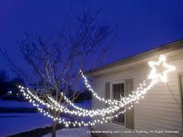 shooting star christmas lights splendid design ideas shooting star christmas lights outdoor modest