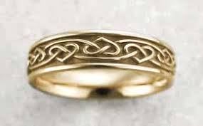 knotwork celtic wedding rings weddings