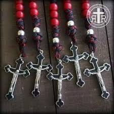 20 decade rosary rugged redemption rosary 3 16 rugged rosaries