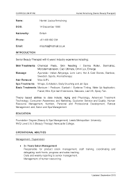curriculum vitae harriet armstrong august 2015 2