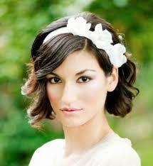 Braut Hochsteckfrisurenen Kurze Haare by Brautfrisuren Für Kurze Haare Wenn Sie Einen Kurzhaarschnitt