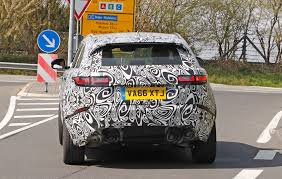 range rover rear new 2019 range rover velar svr spied by car magazine