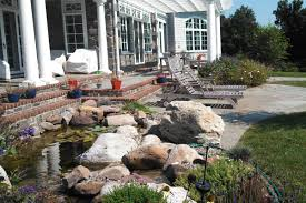 ponds water features page photo with breathtaking diy water