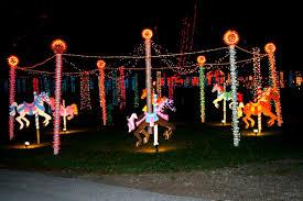 yogi bear christmas lights hours and pricing wisconsin christmas carnival of lights