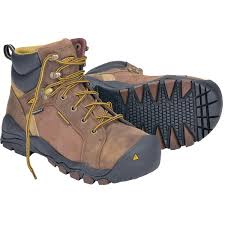 womens boots keen keen utility s salem steel toe waterproof work boots gempler s
