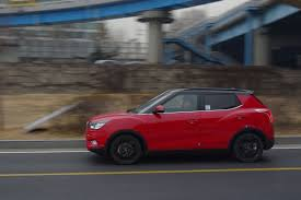 ssangyong tivoli 1 6 petrol review auto express