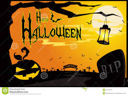 cartoon halloween background halloween wallpaper or background royalty free stock images