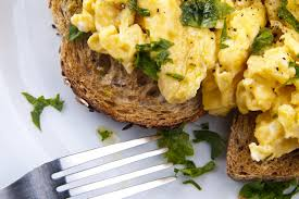 How To Make Really Good Scrambled Eggs by How To Make The Perfect Scrambled Eggs Reveals Anthony Bourdain