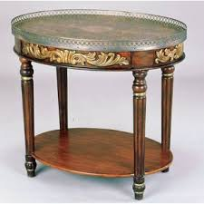 hand carved coffee table wayfair