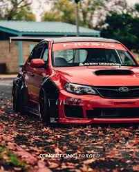 subaru wrx widebody 2014 wrx widebody cf6 s u2013 concept one wheels usa