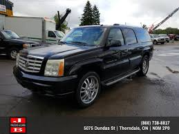 used cadillac escalade esv for sale in canada cargurus