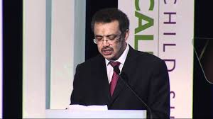 call to action dr tedros adhanom ghebreyesus youtube