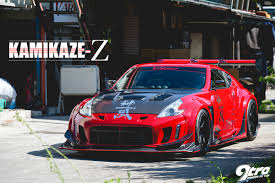 nissan 370z gt wing extreme auto concepts bring two highly custom nissan 350z to 2011