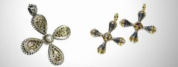byzantine crosses byzantine crosses parthenon jewelry
