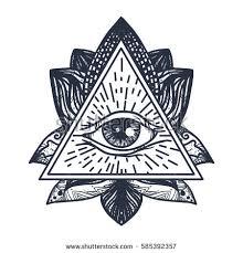 pyramid eye stock images royalty free images vectors